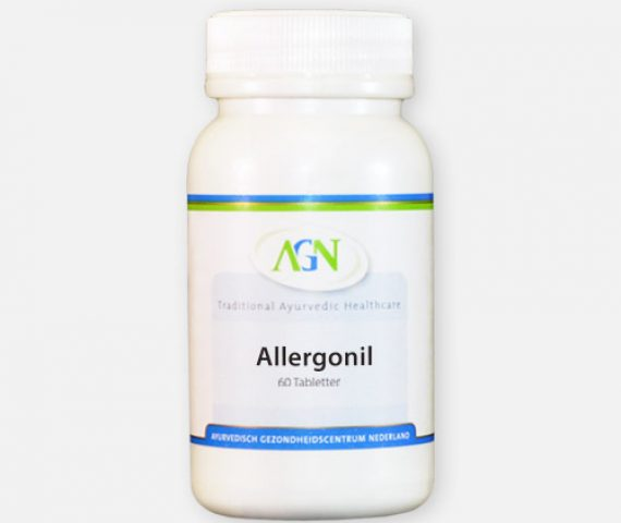 Allergonil - Allergie en Pollen - Ayurveda Kliniek AGN | SKU: AY002
