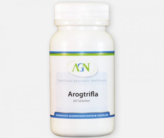 Arogtrifla - Voedselvertering en lever - Ayurveda Kliniek AGN