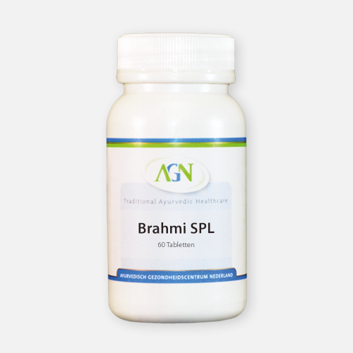 Brahmi SPL - Mentale constitutie, geheugen, zenuwstelsel - Ayurveda Kliniek AGN