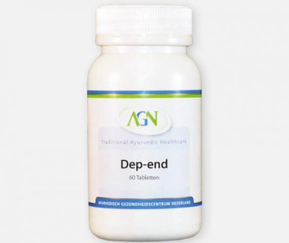 Dep-end - Mentale ondersteuning - Ayurveda Kliniek AGN