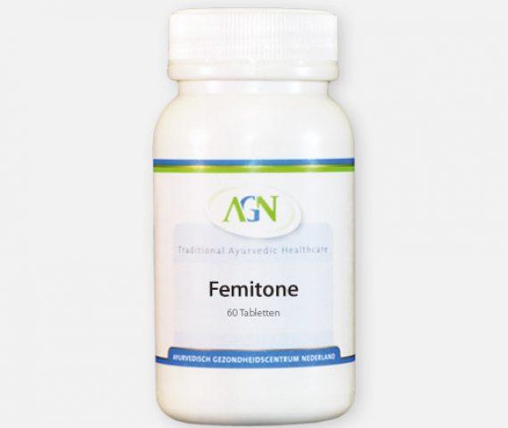 Femitone - Menstruatie problemen en overgang - Ayurveda Kliniek AGN