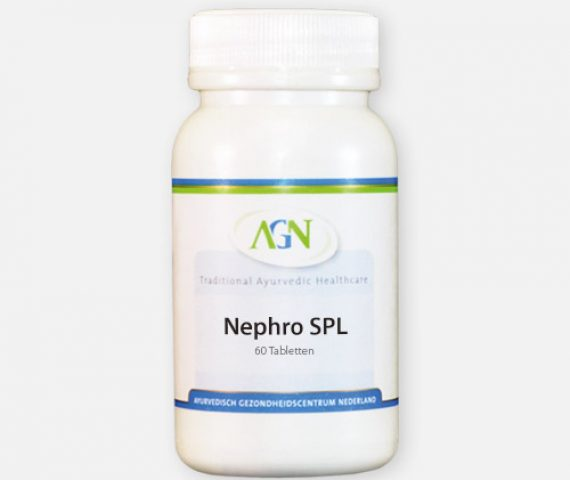 Nephro SPL - Nier- en Blaasfunctie - Ayurveda Kliniek AGN