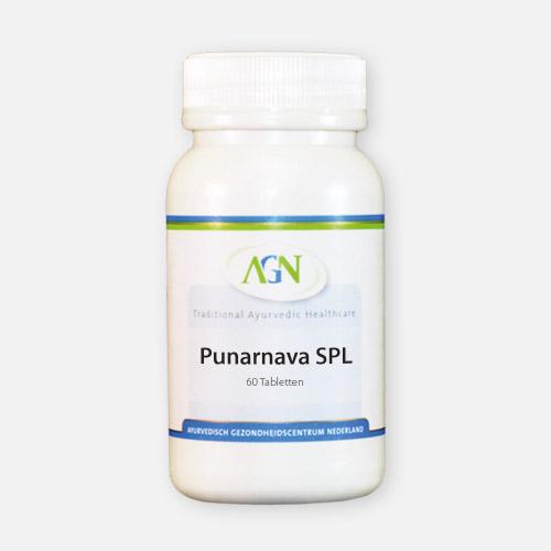 Punarnava SPL - Nieren, Urinewegen en Vochthuishouding - Ayurveda Kliniek AGN