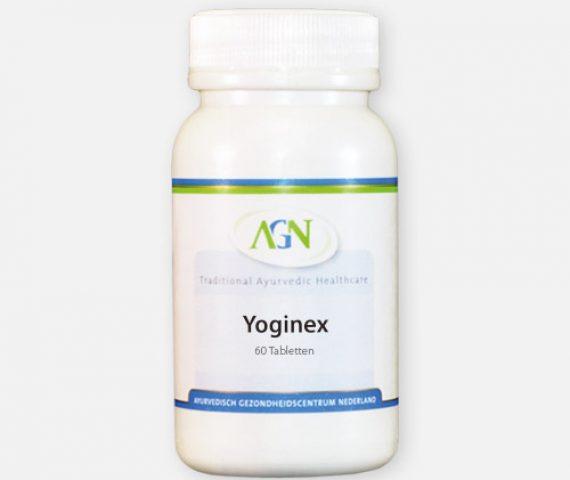 Yoginex - Mentale Constitutie, Relax, Zenuwstelsel - Ayurveda Kliniek AGN