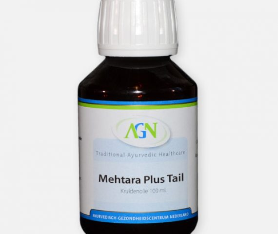 Mehtara plus tail - Ayurvedische Massage olie