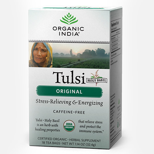 Tulsi Tea Orginal - Zakje (Organic India)