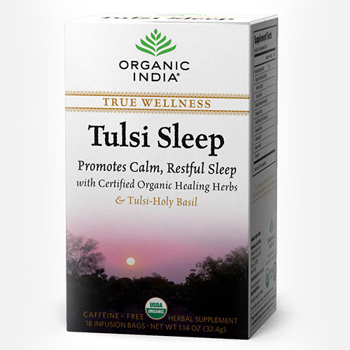 Tulsi Sleep Tea - Zakje (Organic India)