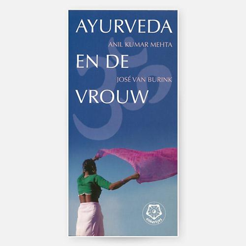 Ayurveda en de vrouw - boek | Dhr. Anil K. Mehta