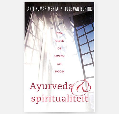 Boek - Ayurveda en Spiritualiteit - Dhr. Mehta (GAMS)