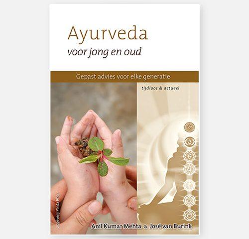 Boek - Ayurveda voor-jong en oud