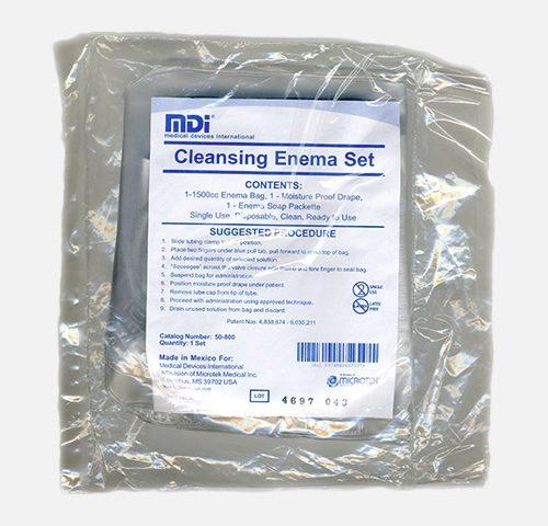 MDi Cleansing Enema set - Klysma Set voor darmspoeling
