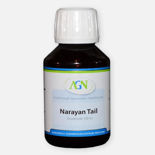 Narayan Tail - Ayurvedische Massage
