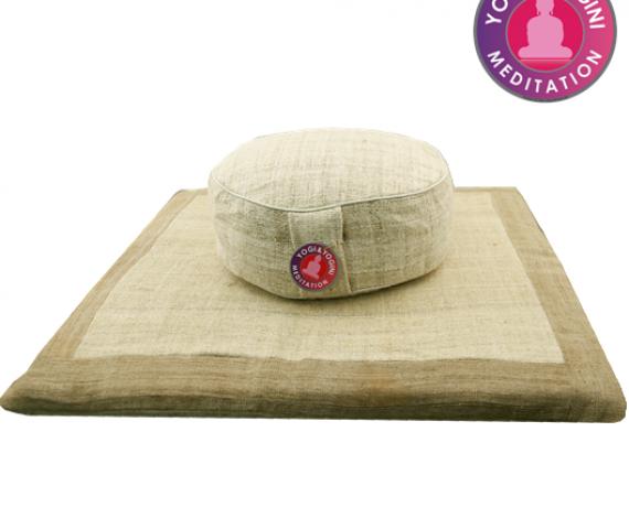 meditatie-set-hennep-kussen-asana