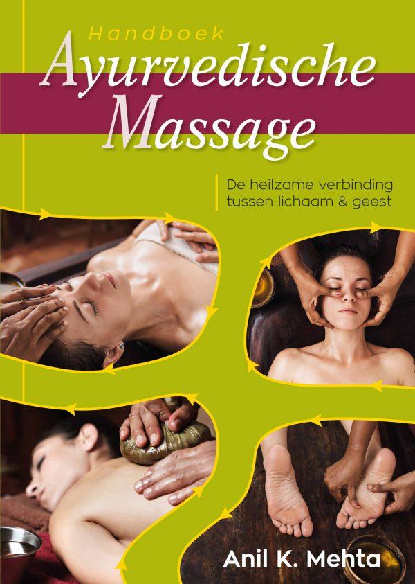 Ayurvedische Massage boek
